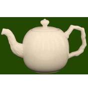 Crab Stock Teapot