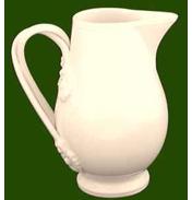Leeds Pottery Creamware Cream Jug