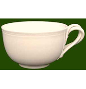 Leeds Pottery Creamware Tea Cup