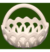 3 1/4 inch Basket with Handle