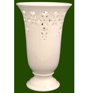 Hartley Greens & Co Pierced Vase