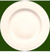 Leeds Pottery Hunslet Roulette Dinner Plate