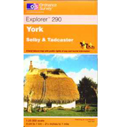 York, Selby and Tadcaster OS 290