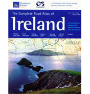 Complete Road Atlas of Ireland