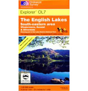 Ordnance Survey The English Lakes