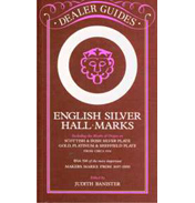 English Silver Hall marks