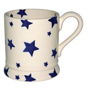 Emma Bridgewater Starry Skies 1/2 Pint Mug 0.3&hellip;