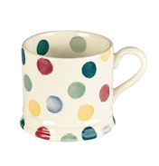 Emma Bridgewater Polka Dot Baby Mug 0.25 Litre