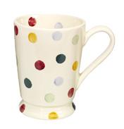 Polka Dot Cocoa Mug