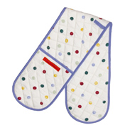 Emma Bridgewater Polka Dot Double Oven Glove