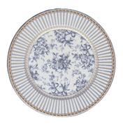 Royal Doulton Provence Bleu 28.5cm Plate Stripe
