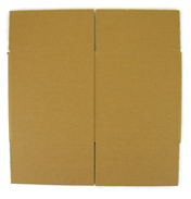 Brown Cardboard Single Flute Box
