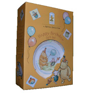 Royal Doulton Winnie The Pooh 3 Piece Birthday Set