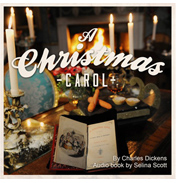 A Christmas Carol by Charles Dickens Audio Book, read by Selina Scott (AUDIO CD)