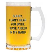 Beer In Hand Beer Mug