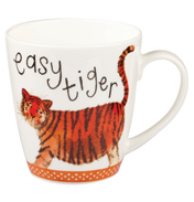 Alex Clark Sparkle Cherry Mug Easy Tiger 360ml