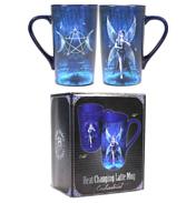 Anne Stokes Enchantment Heat Changing Latte Mug