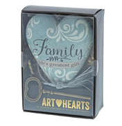Family Lifes Greatest Gift Art Heart