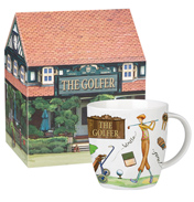 The Fisherman Squash Mug 400ml in Gift Box