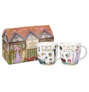 His Lordship & Her Ladyship Mug Pair