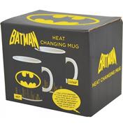 Batman Heat Changing 400ml Mug