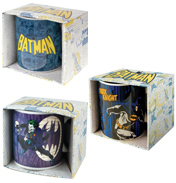Batman Mug Collection (BOXED)