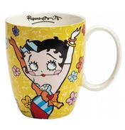 Betty Boop Yellow Mug