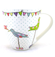 The Caravan Trail Festival Gulls Crush Mug