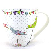 The Caravan Trail Festival Gulls Crush Mug