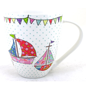 The Caravan Trail Festival Yachts Crush Mug