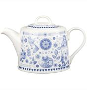 The Caravan Trail Penzance Admiral Teapot