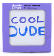 Jamie Oliver Cheeky Mug Cool Dude Coaster