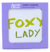 Jamie Oliver Cheeky Mug Foxy Lady Coaster