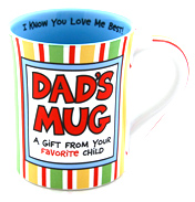 Dad's Favourite Child Mug
