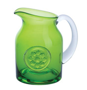 Lime Small Flower Jug