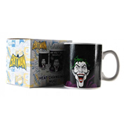 Batman The Joker Heat Changing Mug