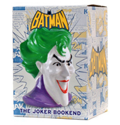 The Joker Ceramic Bookend