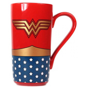 DC Comics Wonder Woman Latte Mug (BOXED)