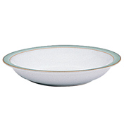Regency Green Rimmed Bowl