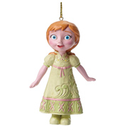 Disney Frozen Young Anna Hanging Ornament