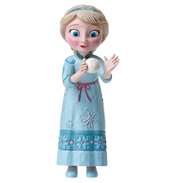 Young Elsa Mini Figurine