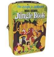 The Jungle Book Film Poster Metal Tote Box