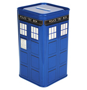 Doctor Who Tardis Money Box