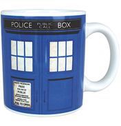 Doctor Who Tardis 350ml Mug