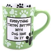Dog Hair Mug