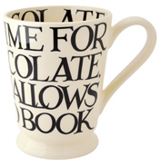 All Over Cocoa Mug