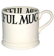 Black Toast Baby Mug
