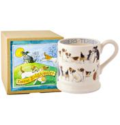 Terrier All Over 1/2 Pint Mug