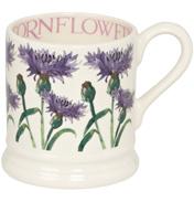 Cornflower 1/2 Pint Mug