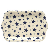 Starry Skies Small Melamine Tray